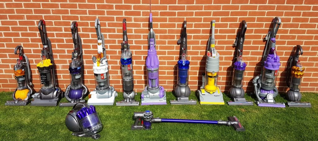 Dyson Vacuum | Essex Vacs Logo | Dyson Servicing | Vacuum Servicing | Essex
